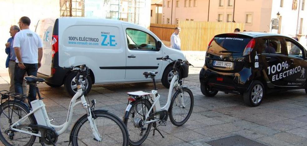Soria capital se suma a la Semana Europea de la Movilidad