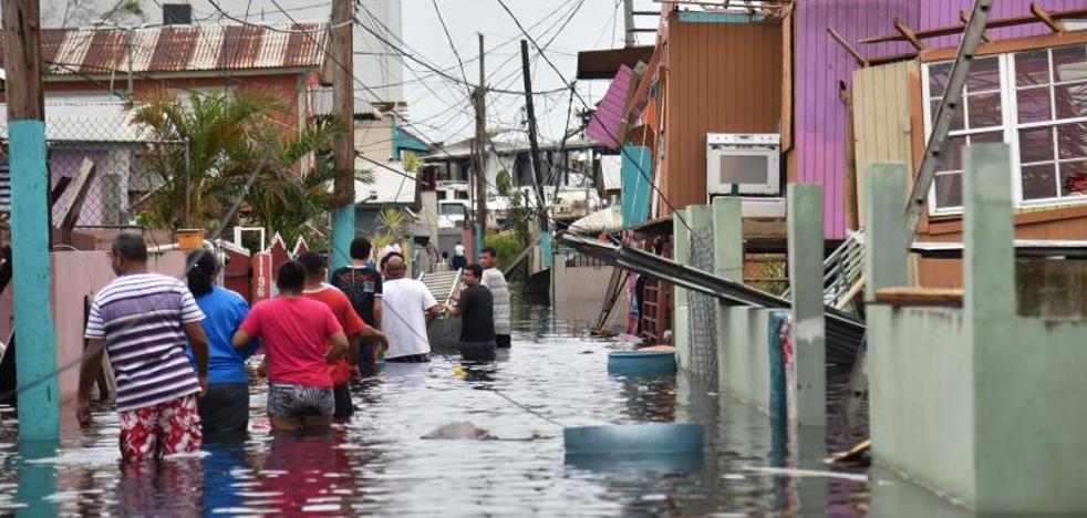 Puerto Rico trata de reponerse tras la devastación dejada por María