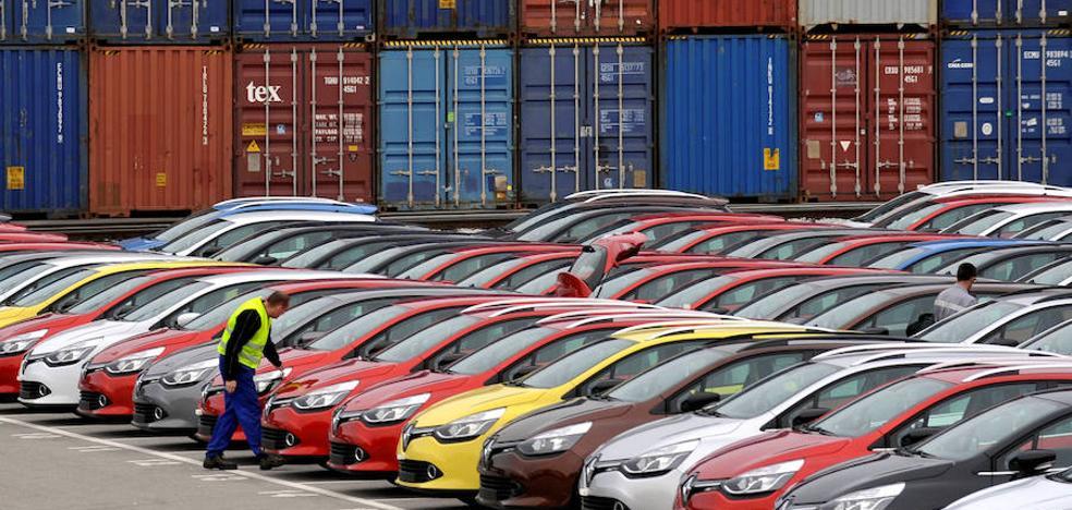 Las exportaciones suben el 1% en julio en Castilla y León