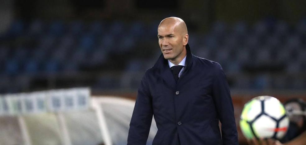 Zidane, Allegri y Conte, finalistas a mejor entrenador