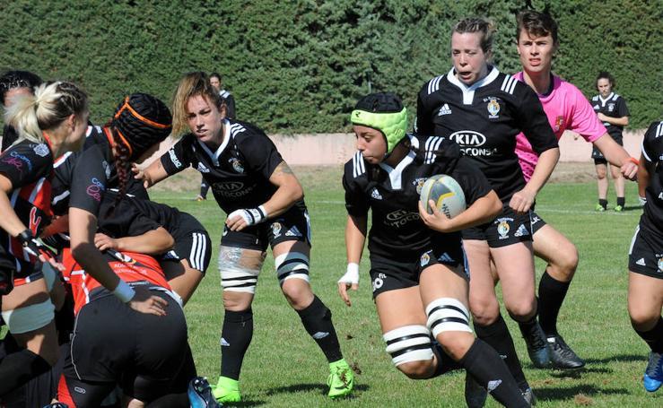 Sexto torneo de rugby contra la violencia de género