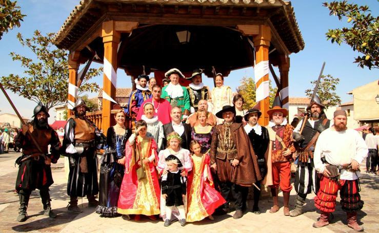 Feria barroca en Ampudia (2/2)