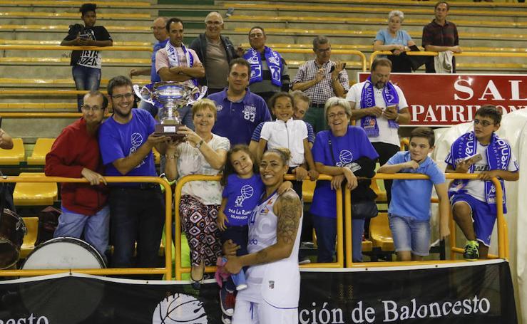 CB Avenida se proclama campeón de la Copa Femenina de Castilla y León