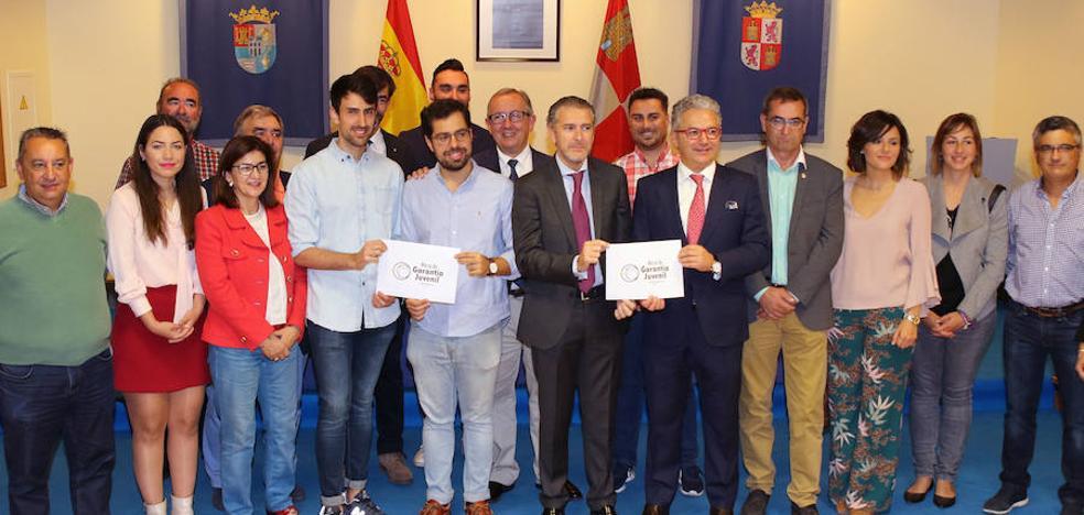 El sistema de garantía juvenil alcanza en Segovia los 2.600 inscritos