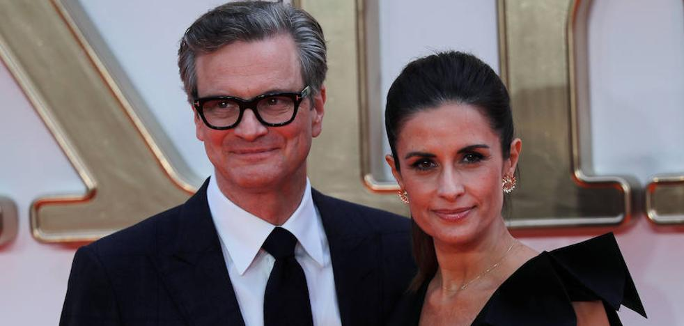 El actor Colin Firth obtiene la nacionalidad italiana