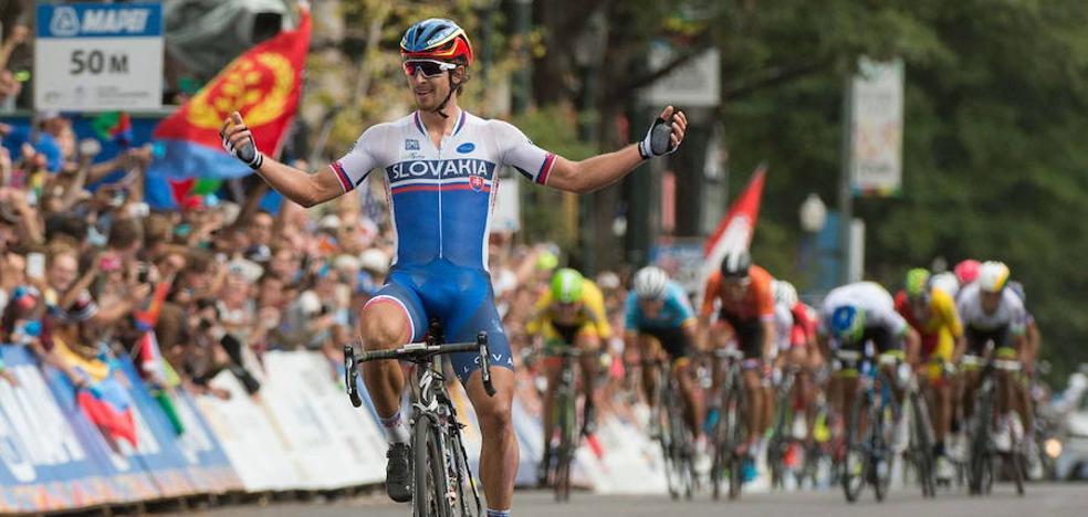 El Mundial de ciclismo en ruta, en directo