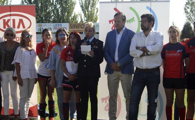 VI Torneo de rugby contra la violencia de género
