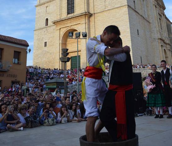 Cigales celebra La Fiesta de la Vendimia