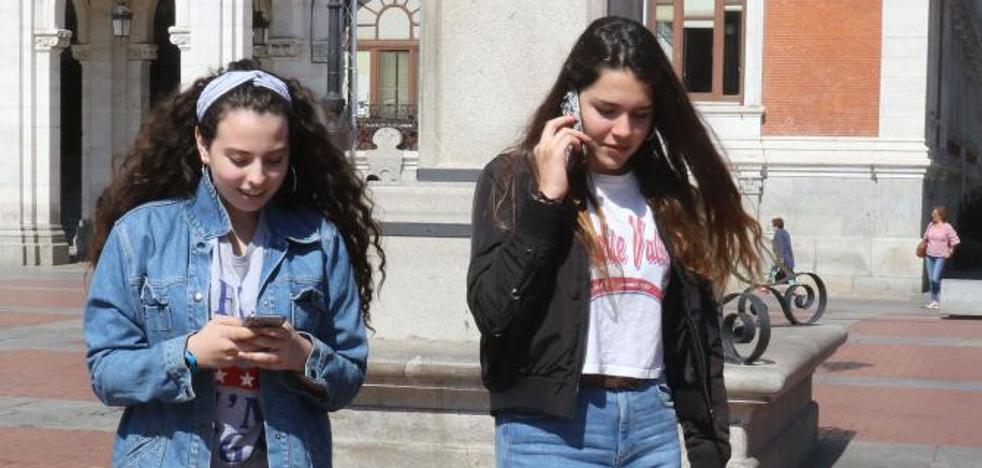 Los vallisoletanos abandonan el ADSL y se saltan a la de telefonía fija con fibra óptica