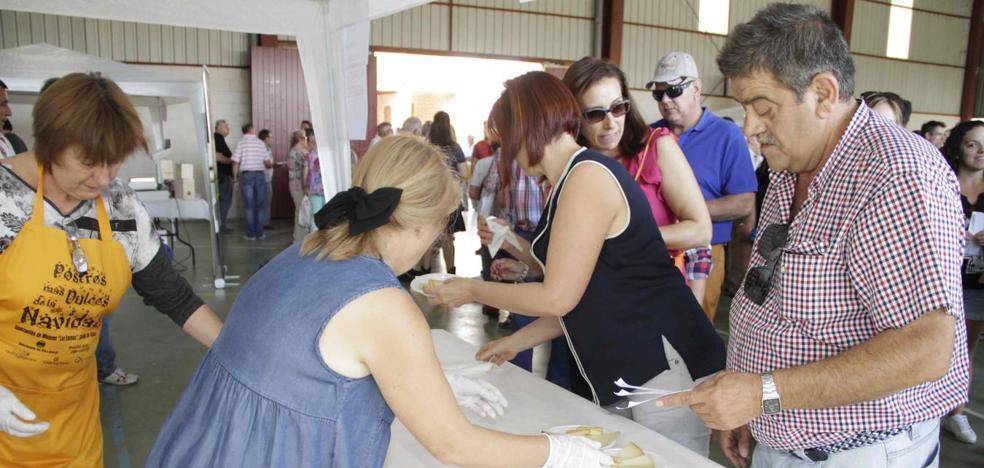 La X Cata Popular de Quesos de Sardón de Dueron recibe a más de 800 personas