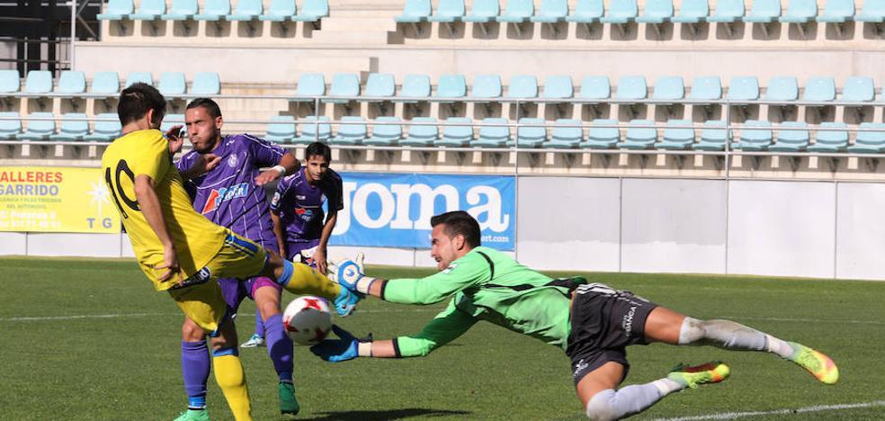 La ansiedad atenaza al Palencia Cristo Atlético ante la Arandina