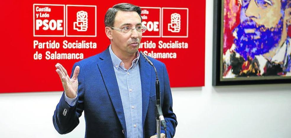 Fernando Pablos optará a un tercer mandato al frente del PSOE salmantino