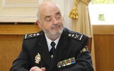 Zurita asegura que la seguridad ciudadana está «absolutamente cubierta» en Castilla y León