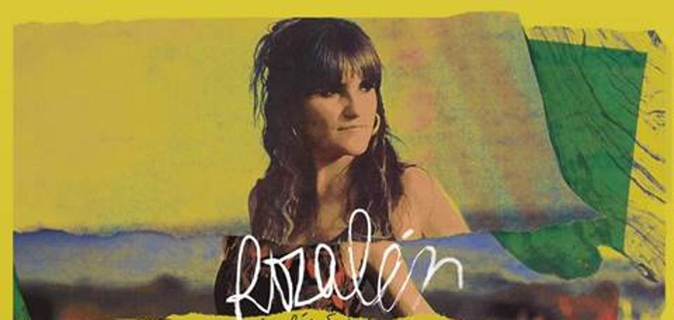 Rozalén presenta disco en el Mediamarkt de Valladolid