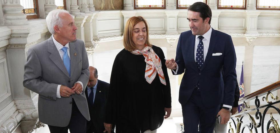 Aguilar de Campoo, Cervera y Guardo se unirán por autobús