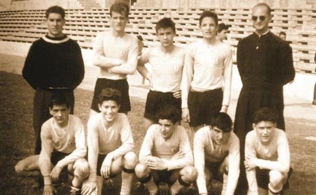 Muere el Padre Bernés, el hombre que llevó el rugby a Valladolid