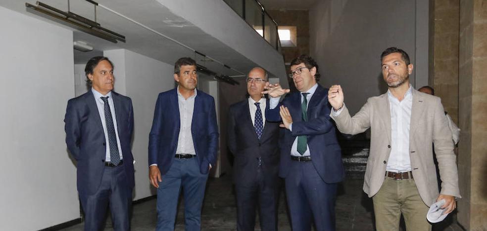 El centro cultural de la Torre de los Anaya costará 1,3 millones y se abrirá en 2019