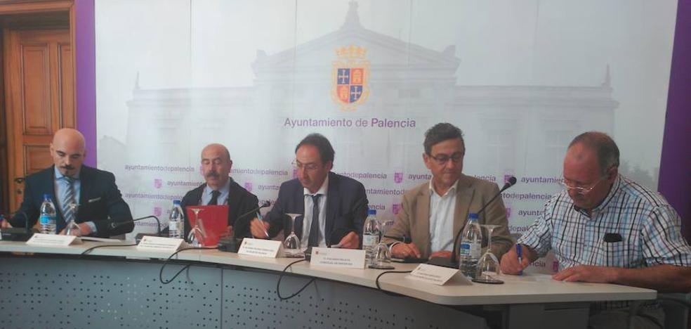 El Ayuntamiento destina 24.350 euros al deporte base palentino