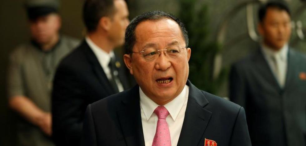 Corea del Norte acusa a Trump de «declarar la guerra»