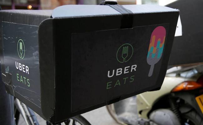Uber llevará este año su servicio de comida a domicilio a Portugal