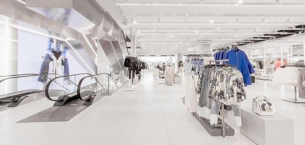 Zara abrirá en León su tienda más grande en la comunidad