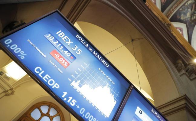 El Ibex 35 se resarce y gana un 1,76%