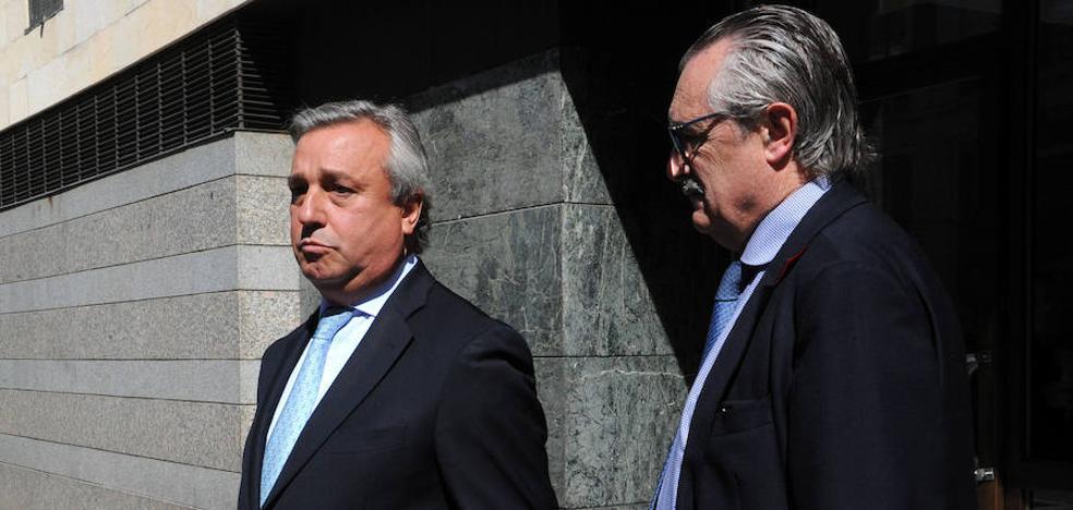 Martín de Paz defiende ante la jueza la legalidad del negocio eólico con Biovent