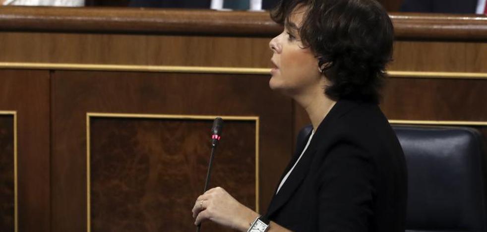 Santamaría reclama unidad política ante una hipotética declaración de independencia