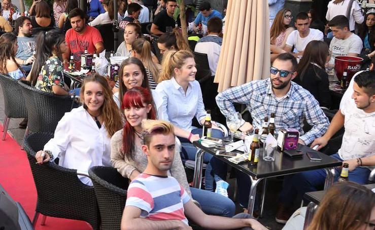 Vermut universitario en Palencia
