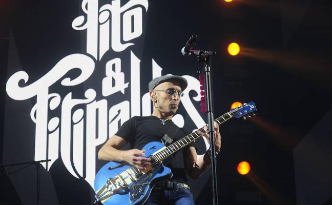 La gira de Fito & Fitipaldi hará parada en Valladolid el 18 de mayo