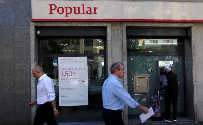 La Audiencia Nacional rechaza suspender la venta del Popular