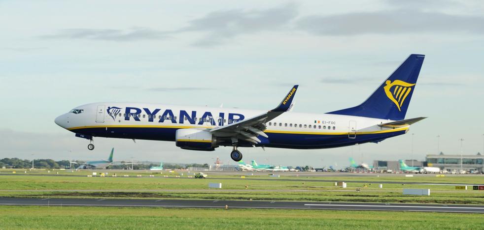 Ryanair tiene hasta hoy de plazo para compensar a sus clientes por las cancelaciones