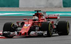 Dominio de Ferrari en Sepang, con Alonso quinto