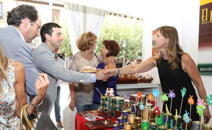 Inauguración de la Muestra Gastronómica Naturpal