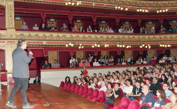Primer evento Naukas en Valladolid