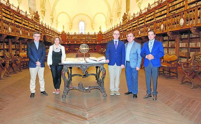 Reeditan el manuscrito clave en la exploración marítima del siglo XVI