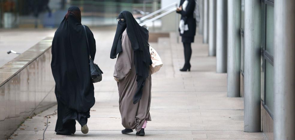 Austria prohíbe el burka