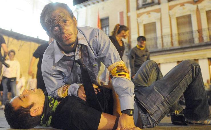 II Survival zombies de Medina del Campo