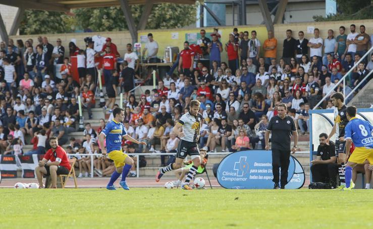 Unionistas (3-1) Zamora