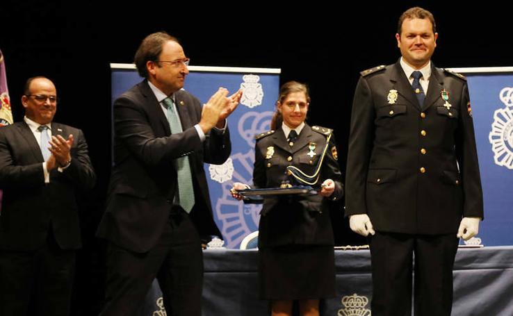 Palencia celebra el Día de la Policía Nacional