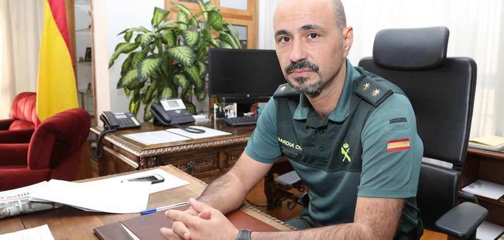 «En Palencia trabajamos como si fuésemos objetivo prioritario de los terroristas»