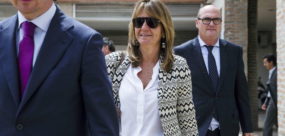 La mujer de Ignacio González niega que ella y su marido manejaran dinero negro