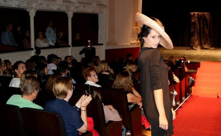Moda solidaria con el pueblo saharaui