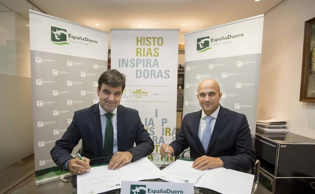 EspañaDuero impulsa un plan para fomentar el emprendimiento en el territorio del río Duero