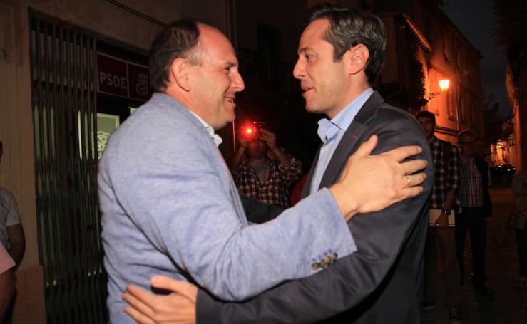 José Luis Aceves se impone en las primarias del PSOE en Segovia