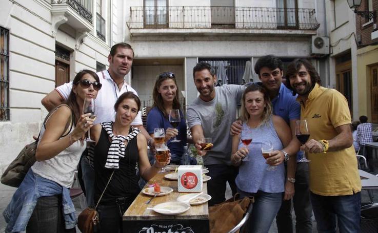 Feria de vinos jóvenes y tapas Riberajoven en Peñafiel