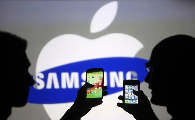 Si Apple vende, Samsung gana