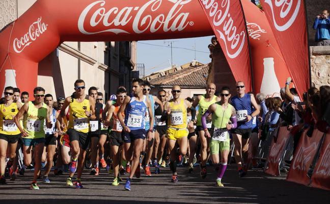 Cantalejo se prepara para dar la salida a su Media Maratón