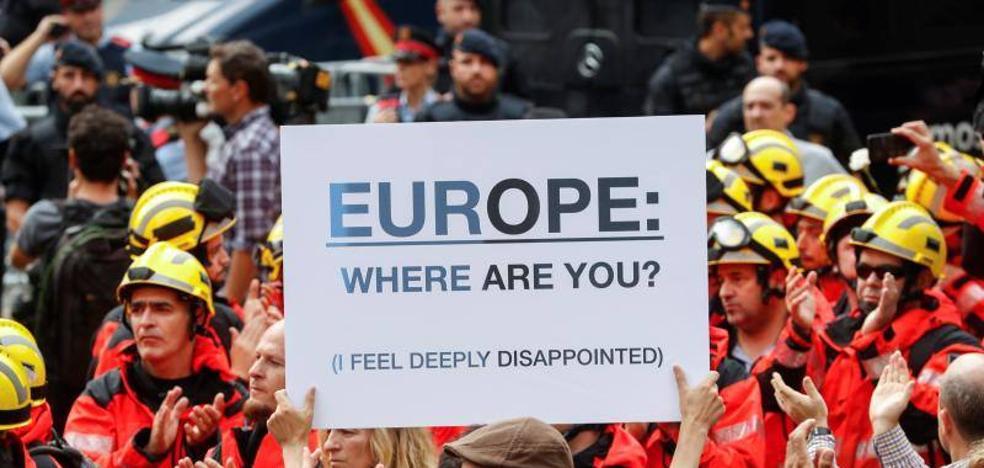 SOS Europa: Los turistas también protestan