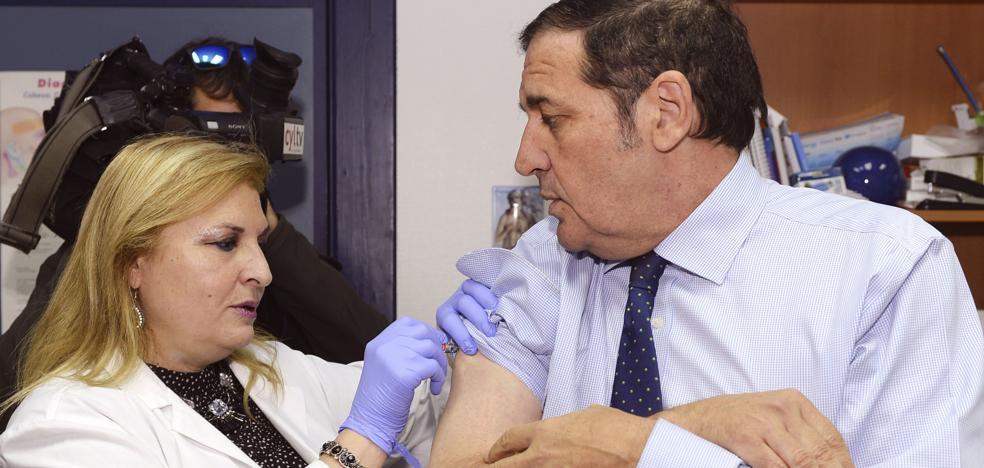 La campaña de vacunación contra la gripe comenzará el 24 de octubre en Castilla y León